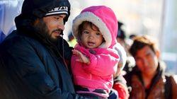 Zahl der neu ankommenden Flüchtlinge erneut gesunken