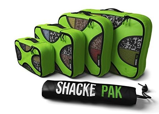 """Get them <a href=""""https://jet.com/product/Shacke-Pak-4-Set-Packing-Cubes-Travel-Organizers-with-Laundry-Bag-Green-Grass/12978"""