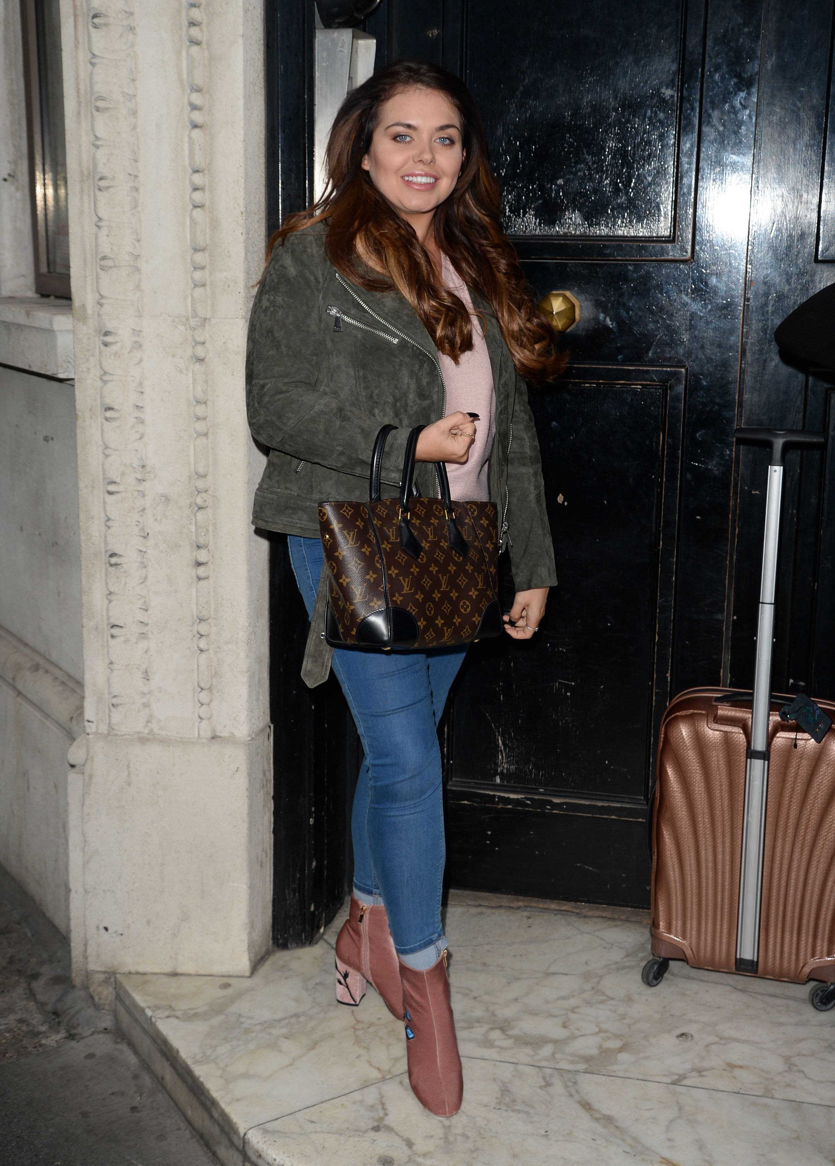 Scarlett Moffatt Admits She Was 'Miserable' After Losing Three Stone On