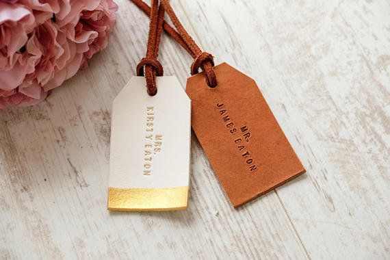 """Get them <a href=""""https://www.etsy.com/listing/292020657/mr-and-mrs-luggage-tag-custom-couple?source=aw&utm_source=affili"""