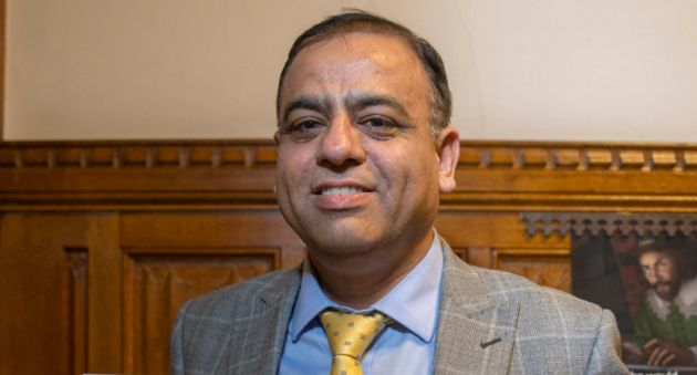 A suspicious package was sent to Labour MP Mohammad Yasin on