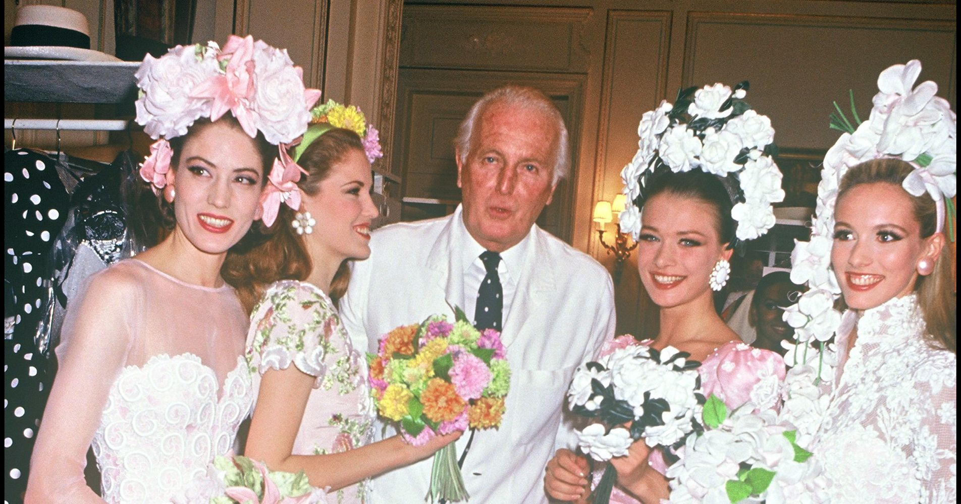 These Photos Take A Look Back At Hubert de Givenchy\'s Stunning ...