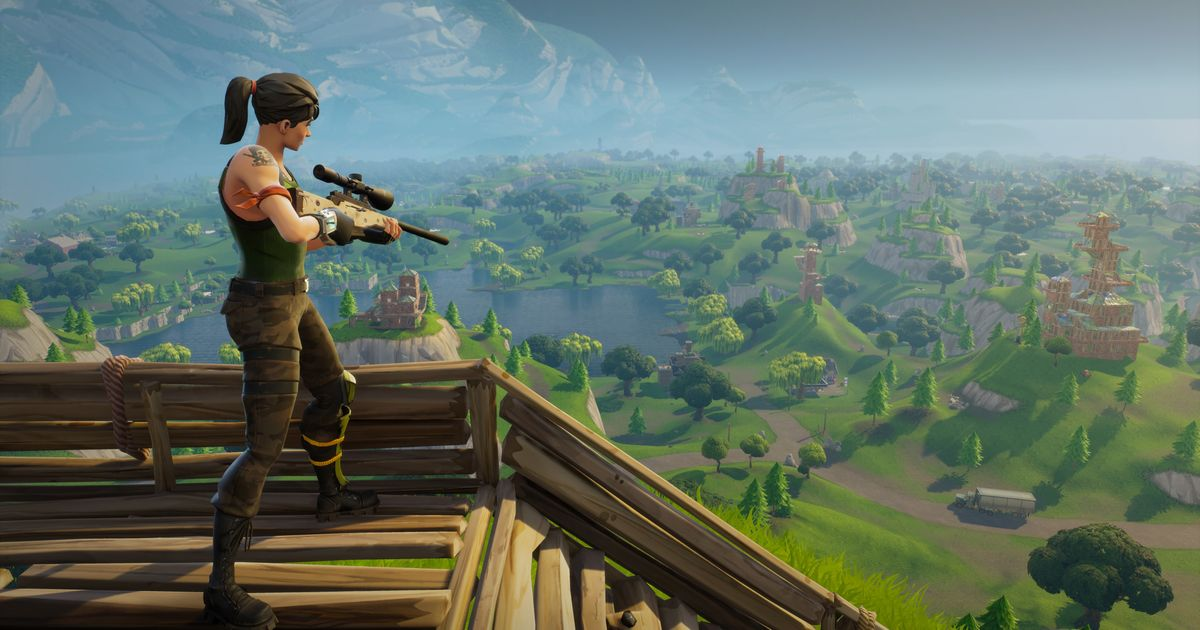 Fortnite Battle Royale Mode Launching On iOS And Android