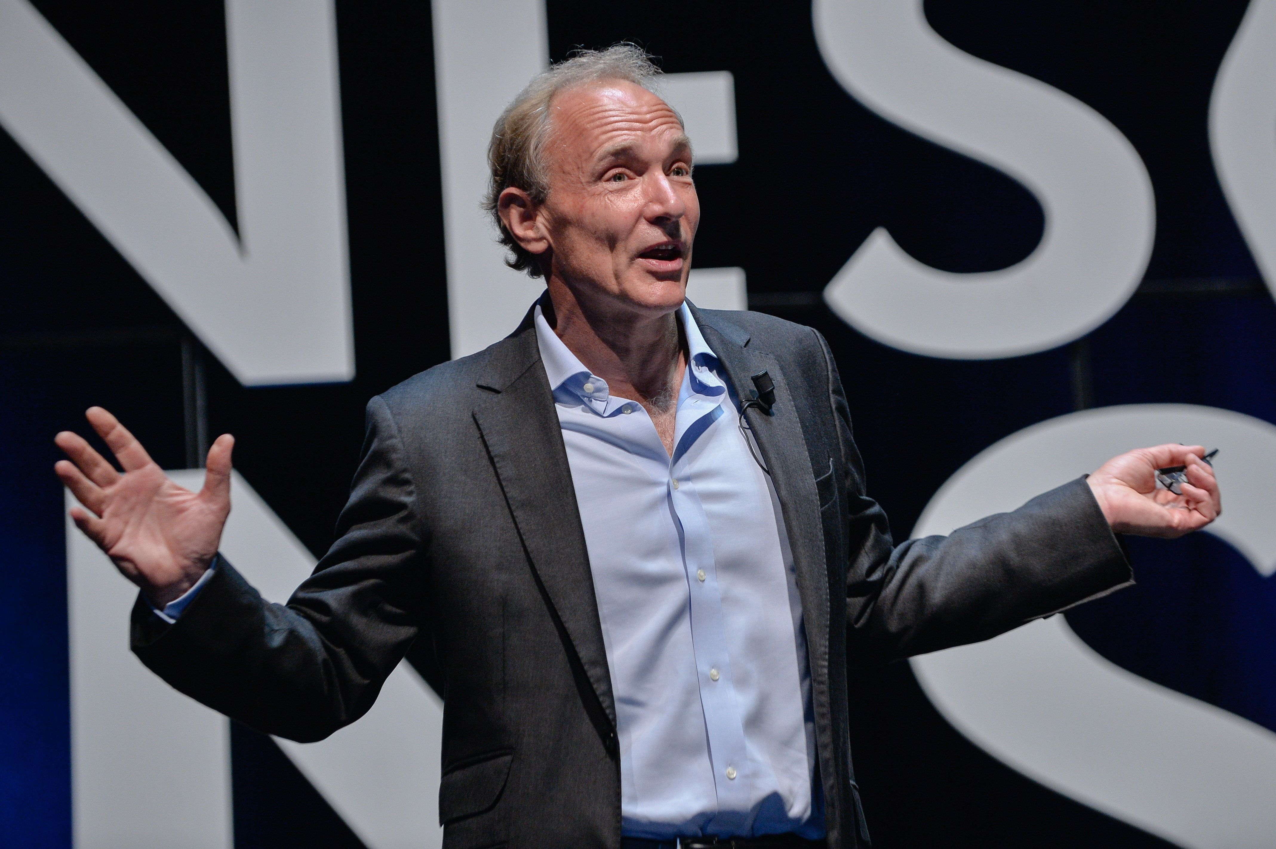 Big tech must be regulated, says inventor of world wide web