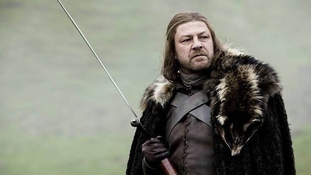 Image result for sean bean game of thrones