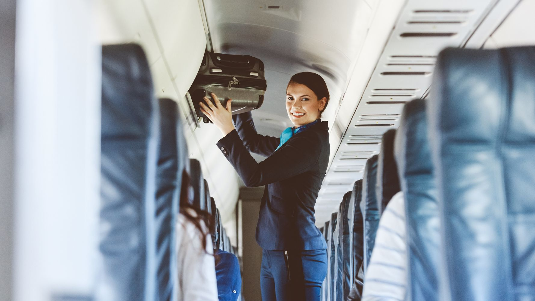 12 Things Flight Attendants Always Have With Them When They