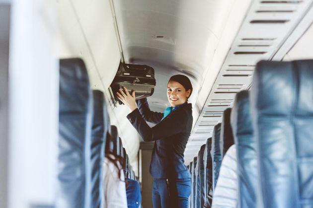 47 Stunning Photos Of Flight Attendant Uniforms Over The