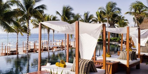 "All-inclusive 3-night-stay at the Villa del Palmar Cancun. Travel dates: Select dates April through May. <a href=""https:"