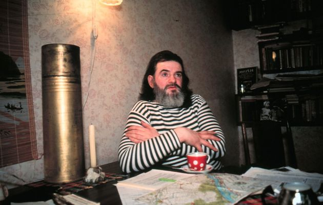 Soviet scientist Vil Mirzayanov in 1992.