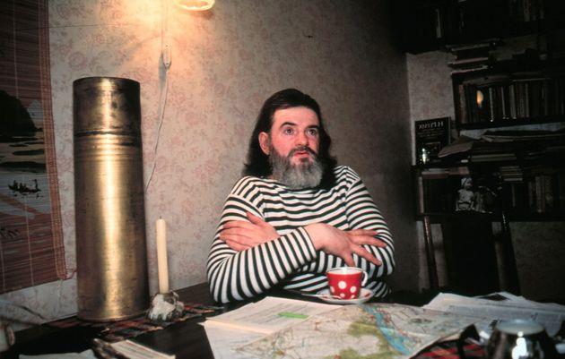 Soviet scientist Vil Mirzayanov in