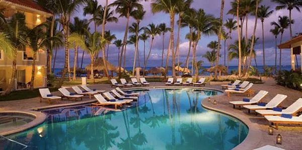 "All-inclusive 4-night-stay at the Dream Palm Beach Punta Cana. Travel dates: March through May. <a href=""https://www.cheapcar"