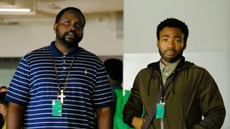"ATLANTA -- ""Sportin' Waves"" -- Season Two, Episode 2 (Airs Wednesday, March 8, 10:00 p.m. e/p)  Pictured (l-r): Brian Tyree Henry as Alfred Miles, Donald Glover as Earnest Marks. CR: Guy D'Alema/FX"