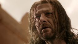 Here's What Ned Stark Whispered During His 'Game Of Thrones'