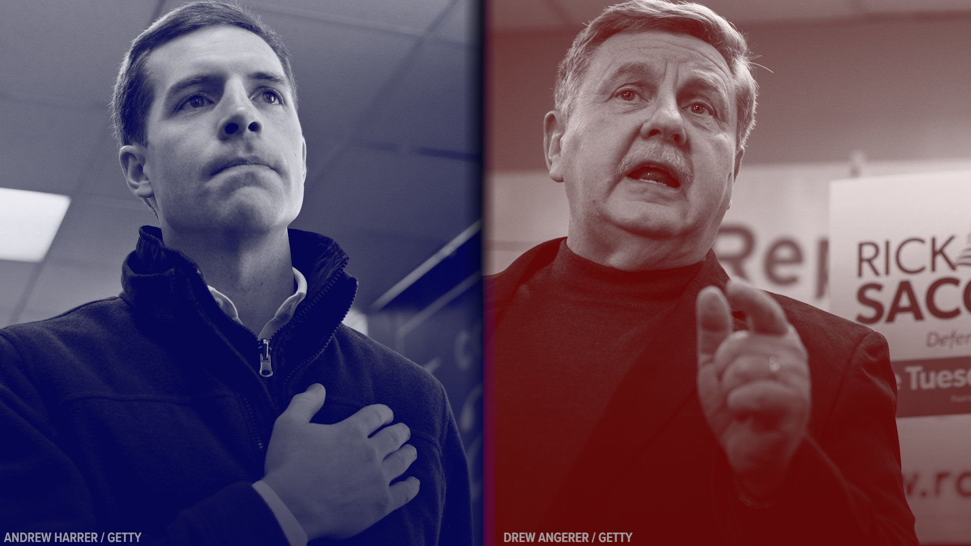 Democrat Conor Lamb just might win Pennsylvanias special election against Republican Rick Saccone