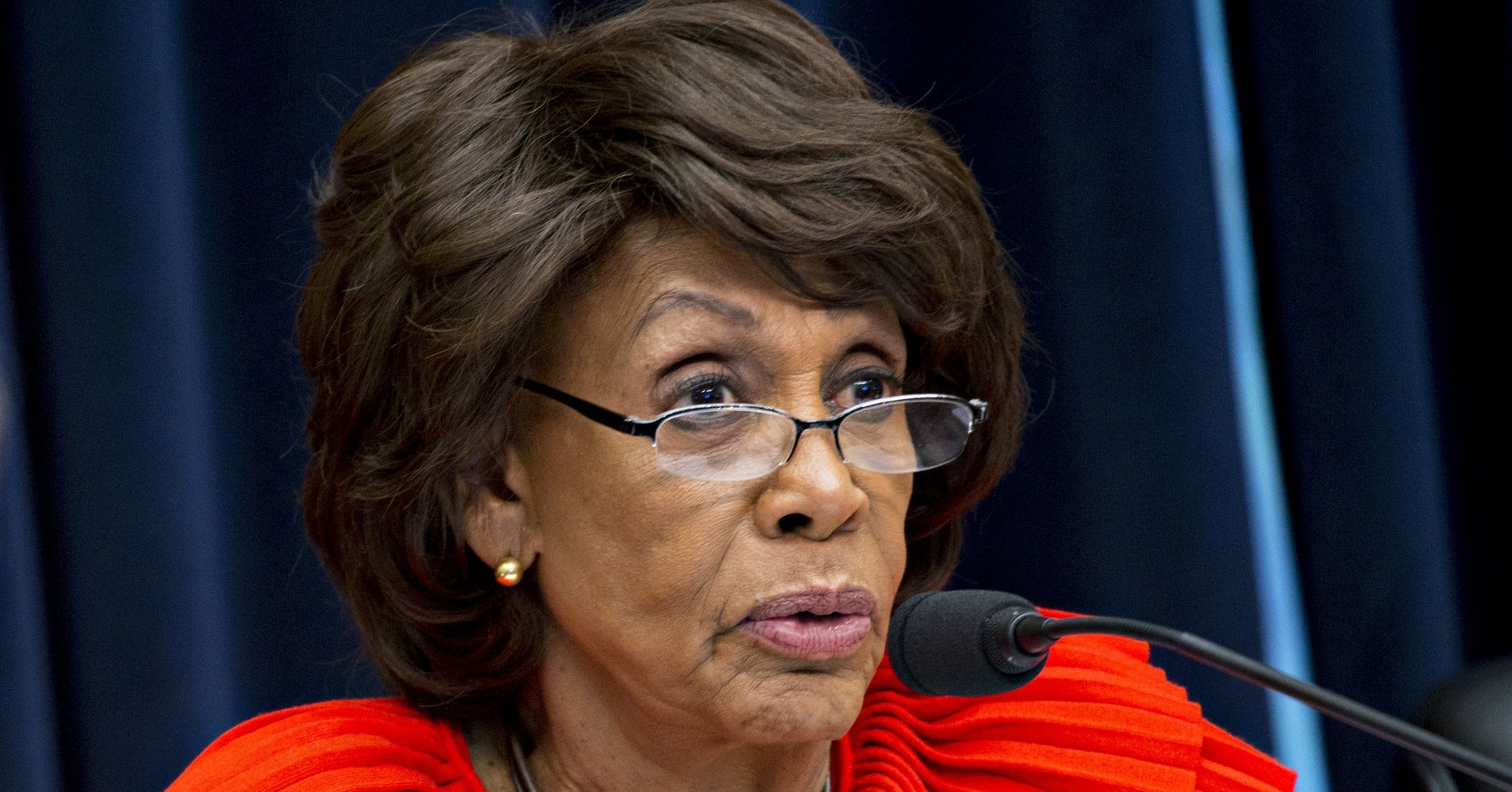 Maxine Waters On Trump's Latest Attack: I Am Not Intimidated By 'Don The Con Man'