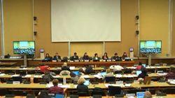 유엔이 한국정부를 비판한