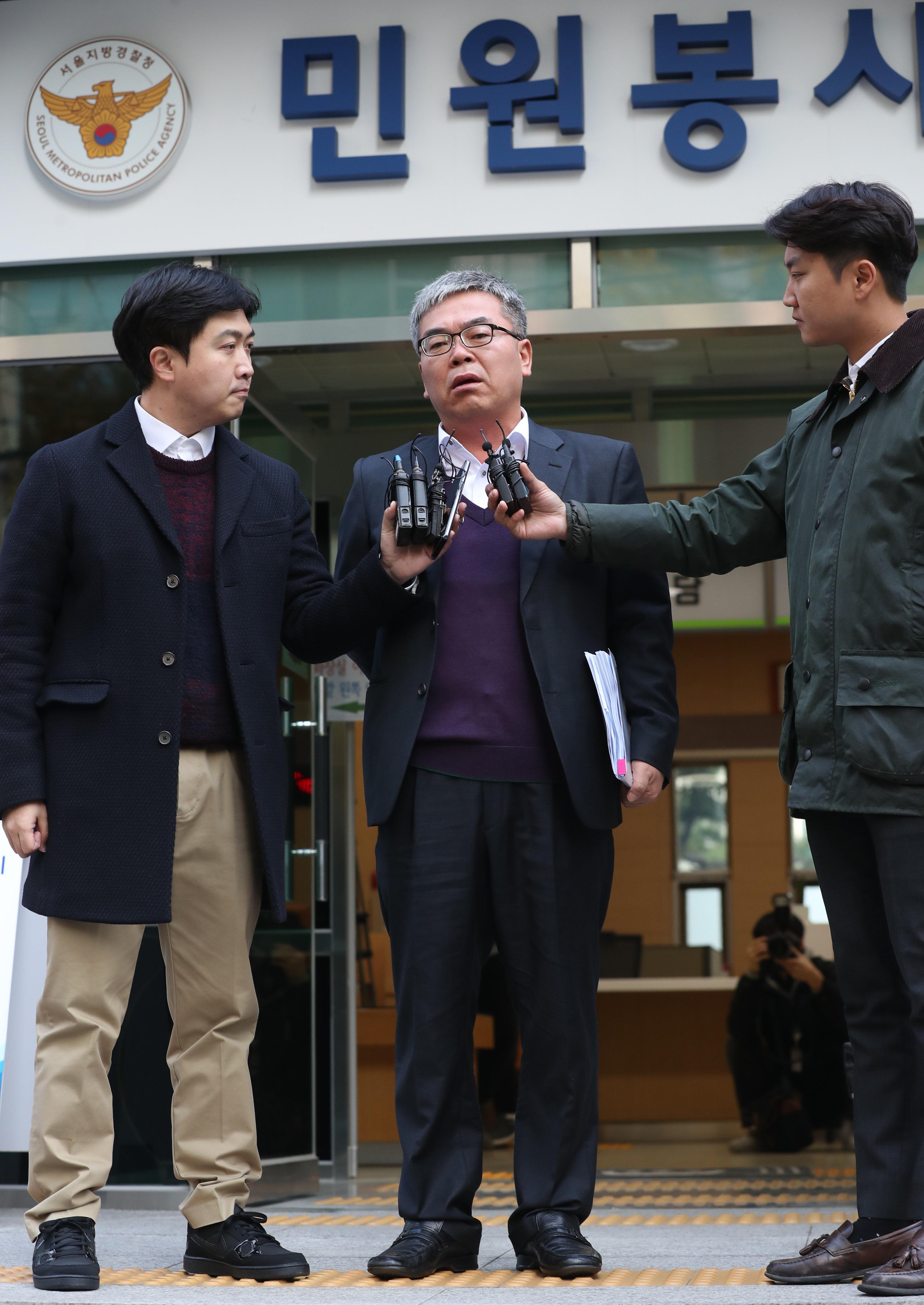 박훈 변호사가 '정봉주 성추행 논란' 사건에 참전을