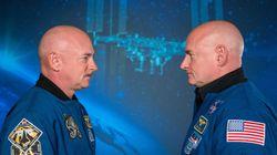 지구와 우주에서 각각 보낸 1년이 쌍둥이 형제에게 가져온