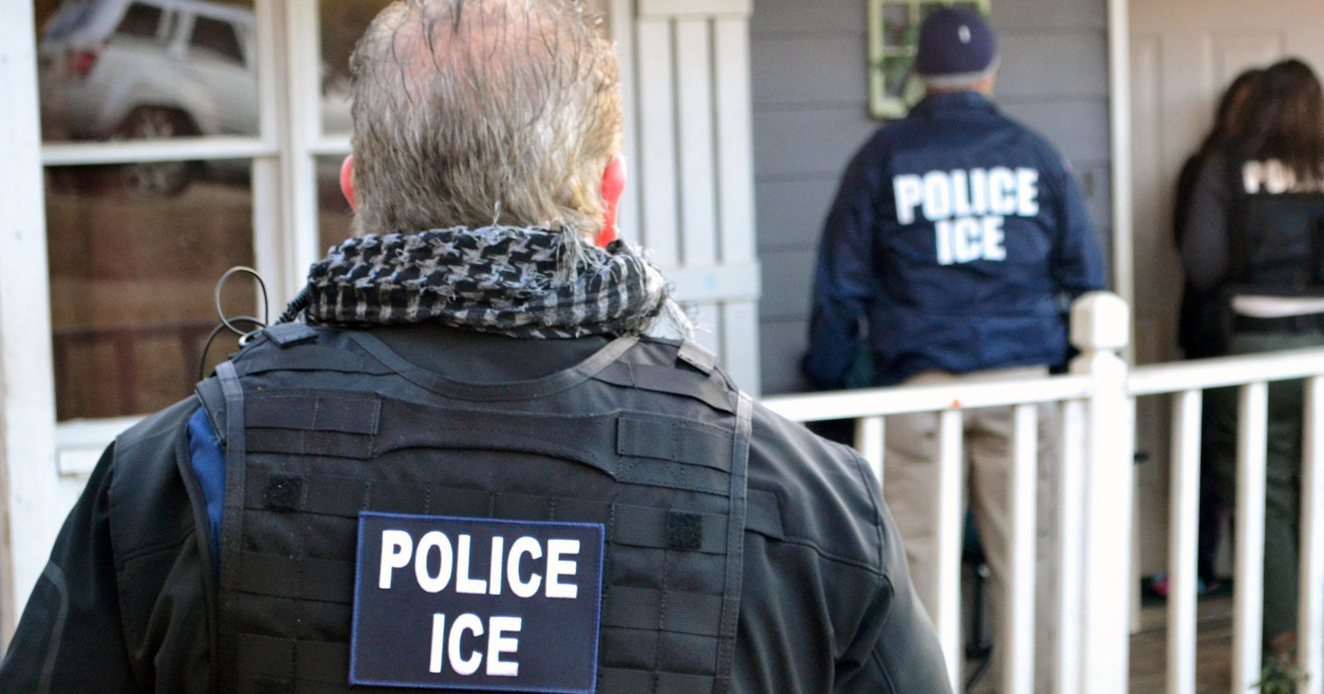 ICE Spokesman Quits, Accuses Trump Administration Of Spreading Fake News On Immigration