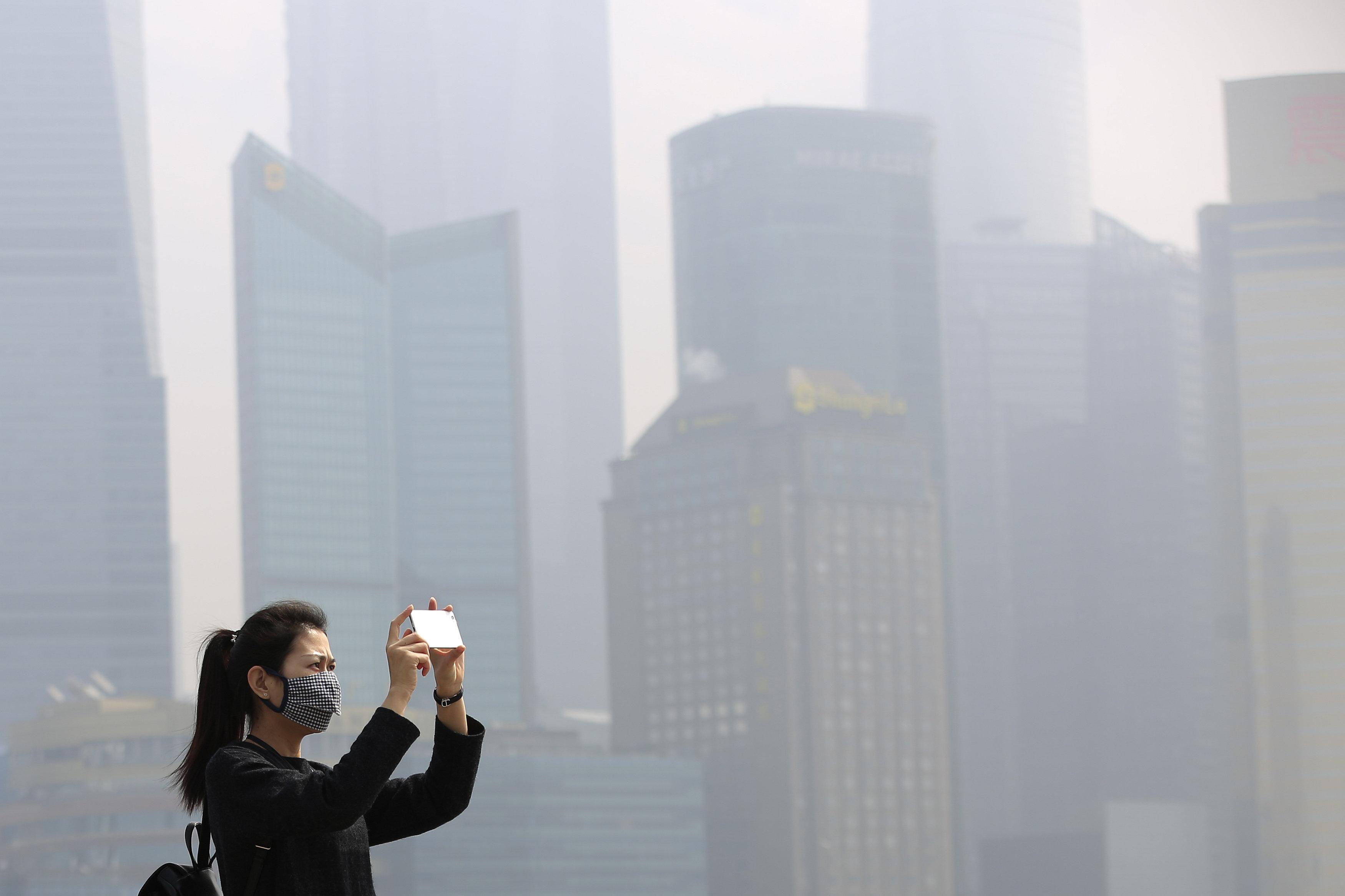 중국이 대기오염과의 전쟁에서 승리하고