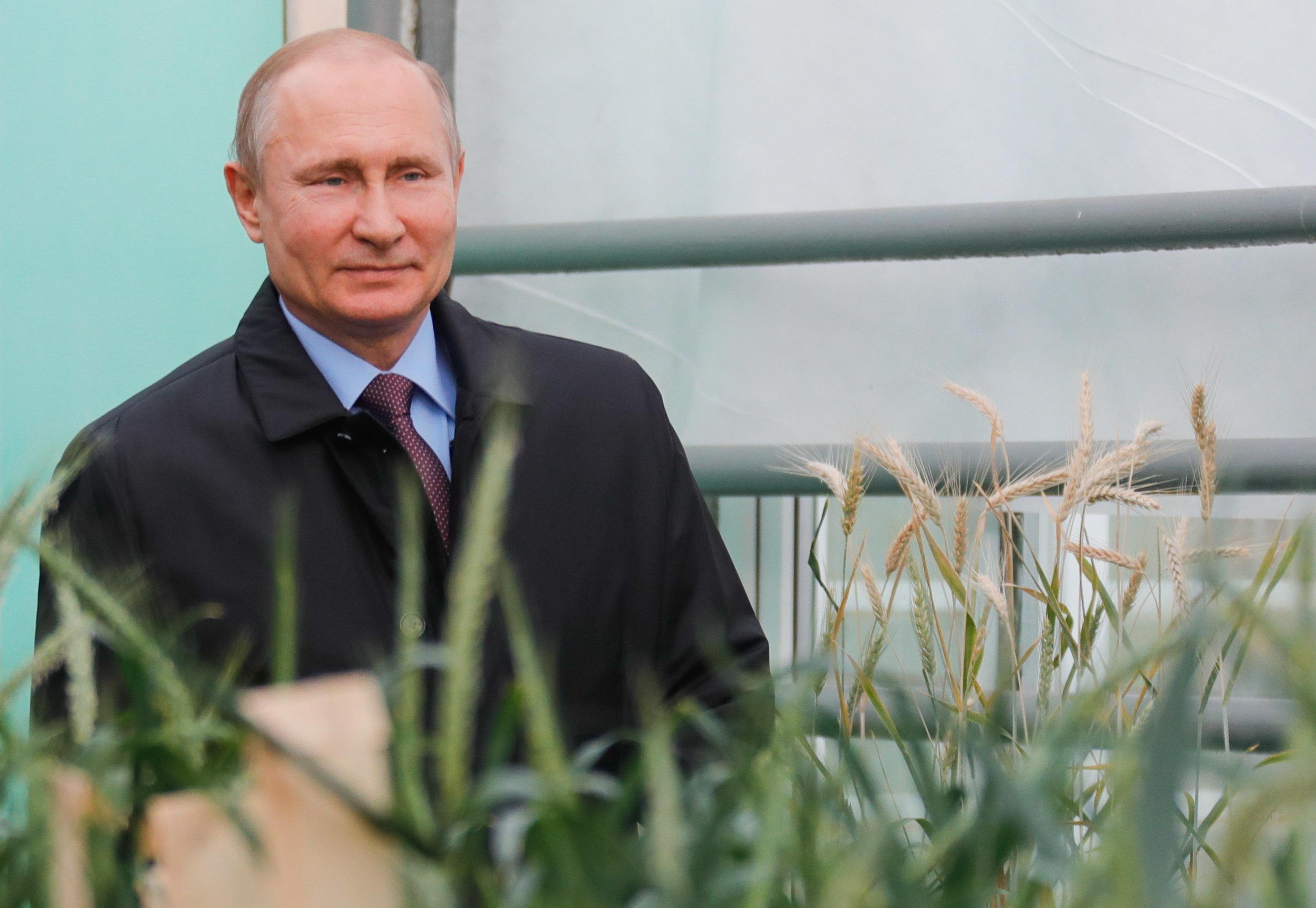Wie Putin zum erfolgreichsten Politiker des frühen 21. Jahrhunderts wurde