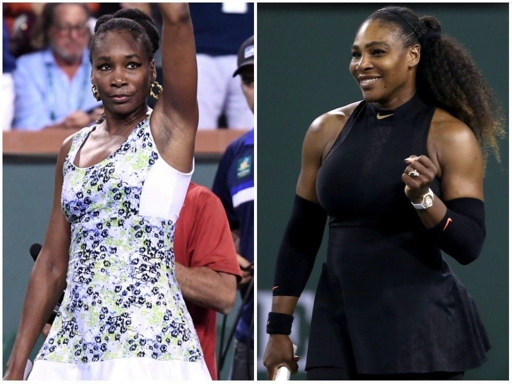 Looks We Love: Venus And Serena Williams' Sweet Sportswear At The BNP Paribas