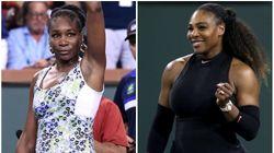 Looks We Love: Venus And Serena Williams' Sweet Sportswear At The BNP Paribas