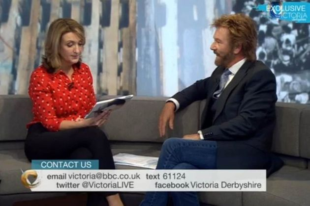 Noel Edmonds Says He Does Not Regret Asking Cancer Survivor If 'Negative Thoughts' Caused Their Disease...