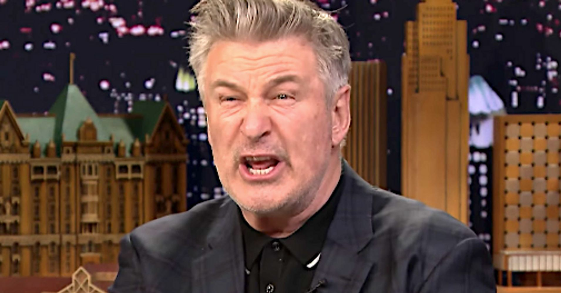 Alec Baldwin Takes Feud With Trump Up Another Notch