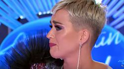 Once-Paralyzed Singer Makes Katy Perry Weep On 'American