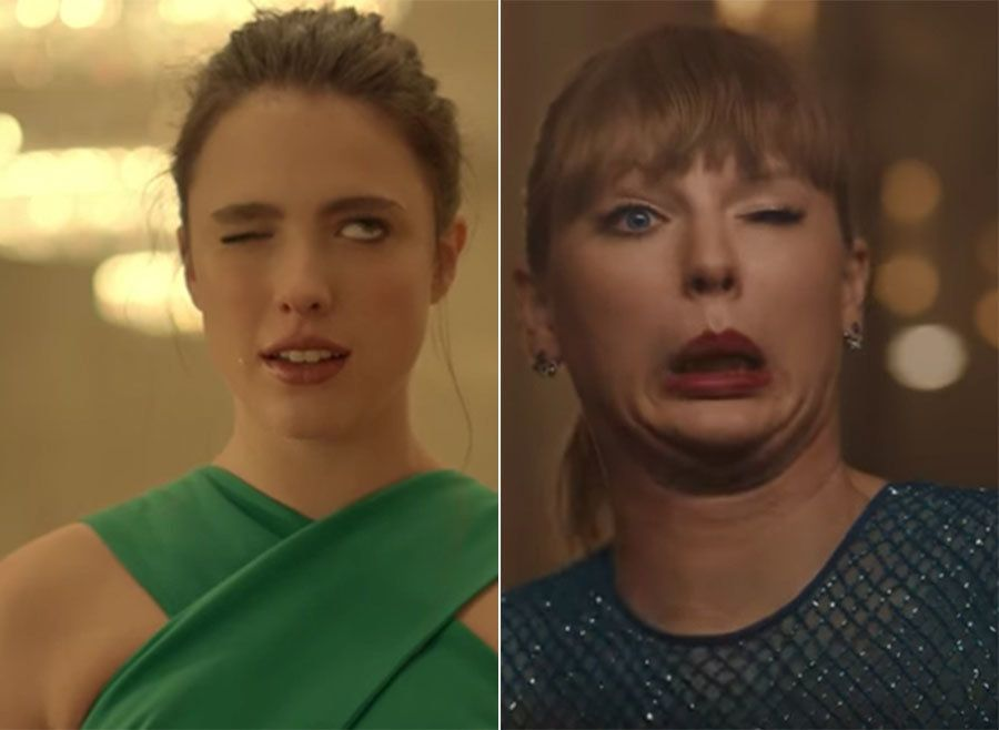Taylor Swift Accused Of Copying Spike Jonze Ad Campaign With New 'Delicate' Video
