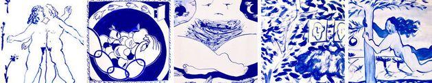 Το artAZ παρουσιάζει την «Ελληνίδα Μάνα», την πρώτη ατομική έκθεση της Αριάδνης