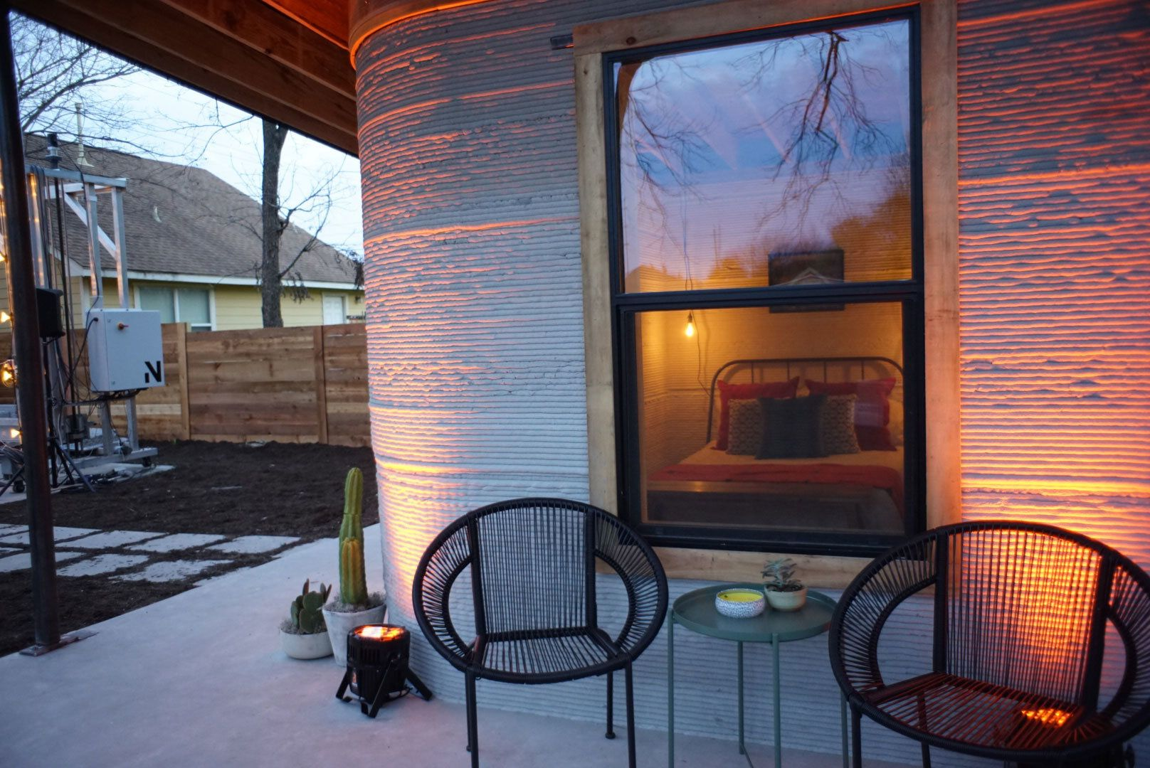 This $10000 3D-Printed Concrete House Took Only 24 Hours to Build