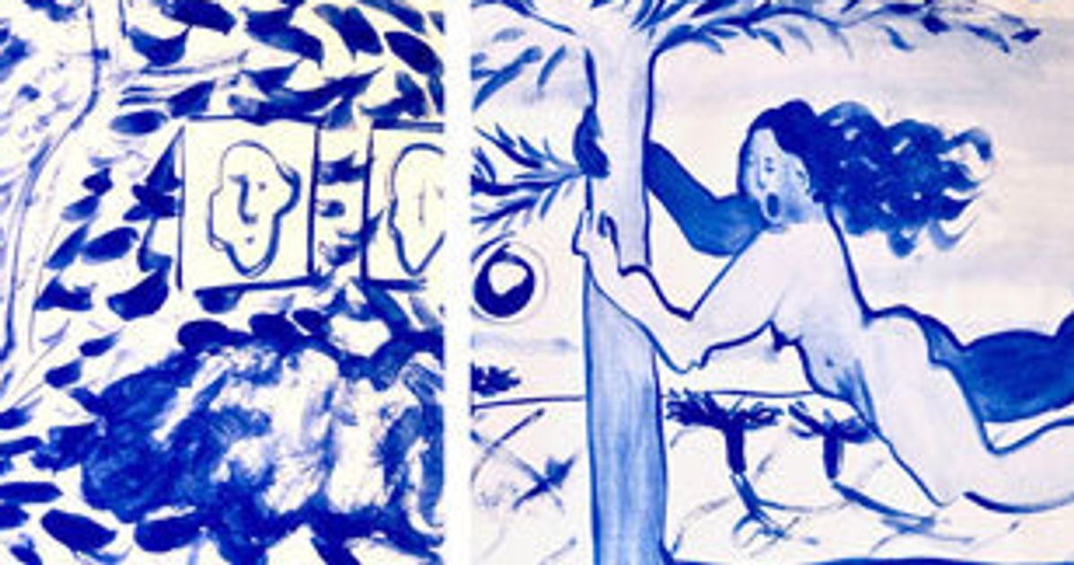 Το artAZ παρουσιάζει την «Ελληνίδα Μάνα», την πρώτη ατομική έκθεση της Αριάδνης Στροφύλλα