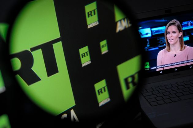 RT (formerly know as Russia Today) could bear the brunt of any response