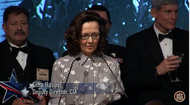 Gina Haspel is to become the director of the CIA
