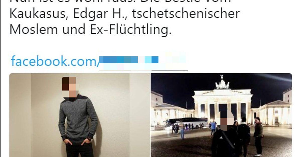 Berlin: 14-Jährige erstochen – Pegida-Gründer Bachmann verdächtigt unbeteiligten Ausländer