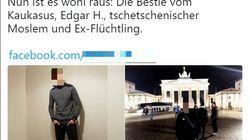 Berlin: 14-Jährige erstochen – Pegida-Gründer Bachmann verdächtigt unbeteiligten