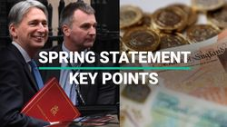 Spring Statement Key