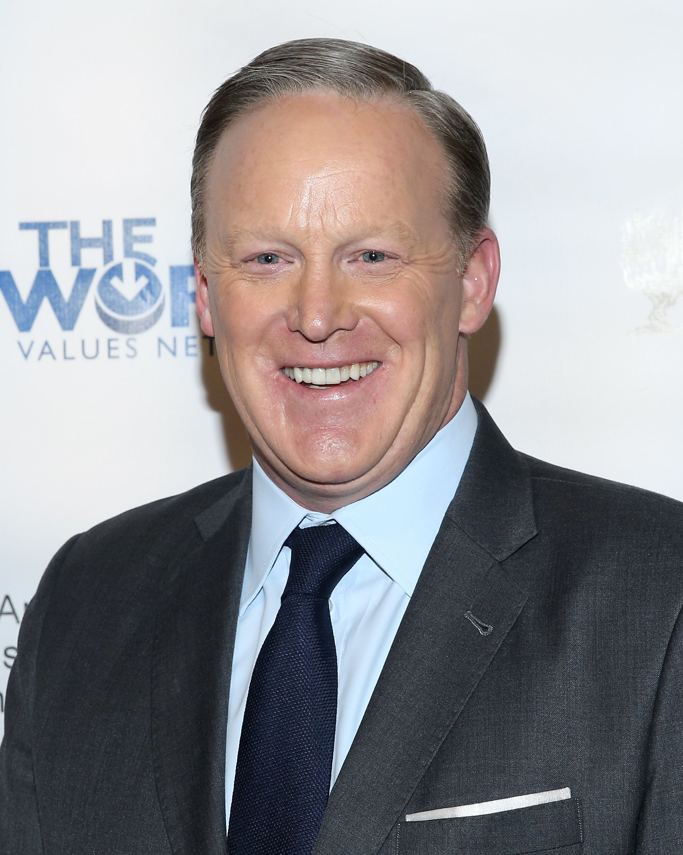 NEW YORK, NY - MARCH 08:  Former White House Press Secretary Sean Spicer attends the 2018 World Values Network Champions of Jewish Values Awards Gala at The Plaza Hotel on March 8, 2018 in New York City.  (Photo by Monica Schipper/Getty Images)