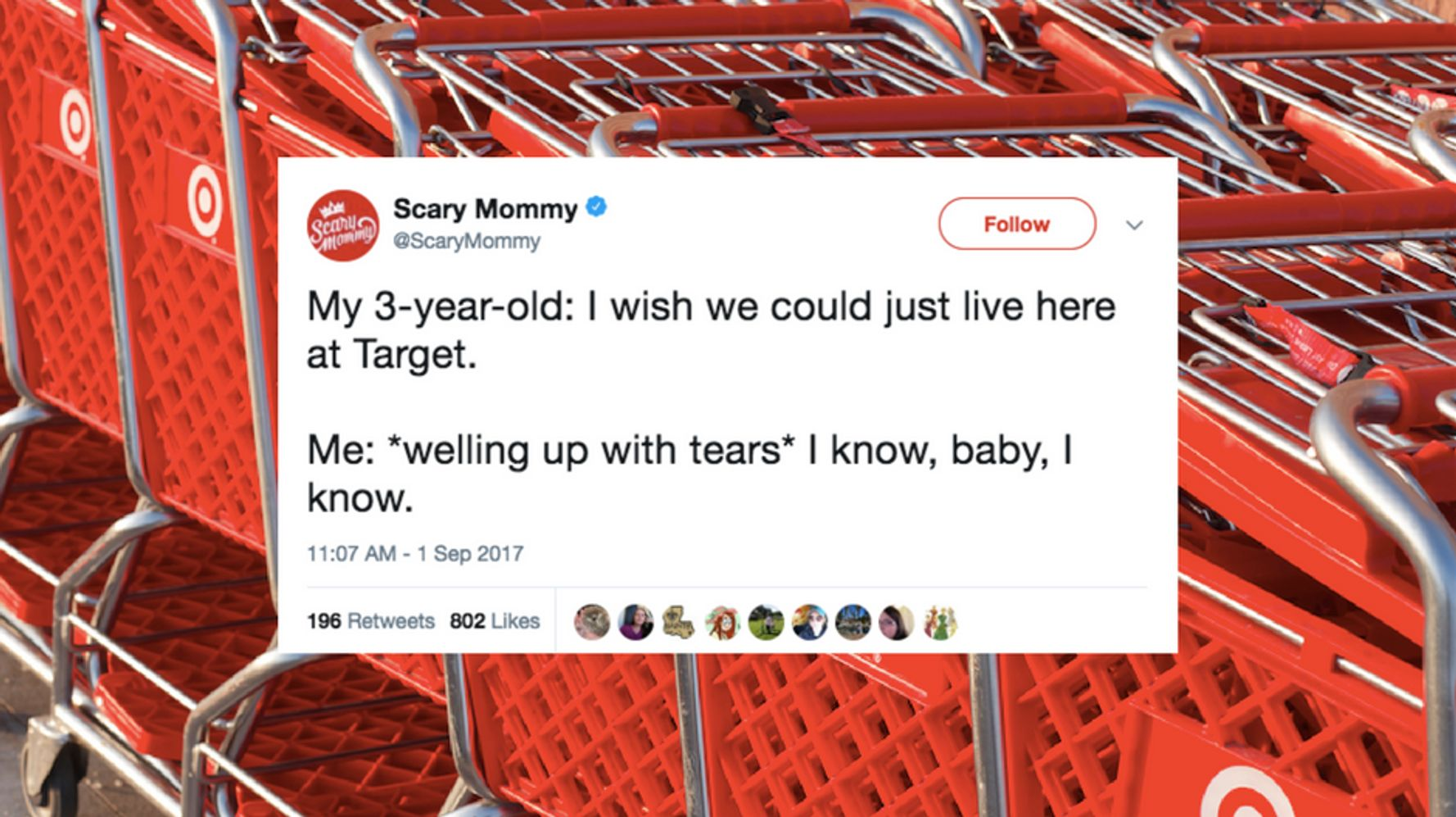32 Hilarious Tweets For Parents Who Love Target | HuffPost Life