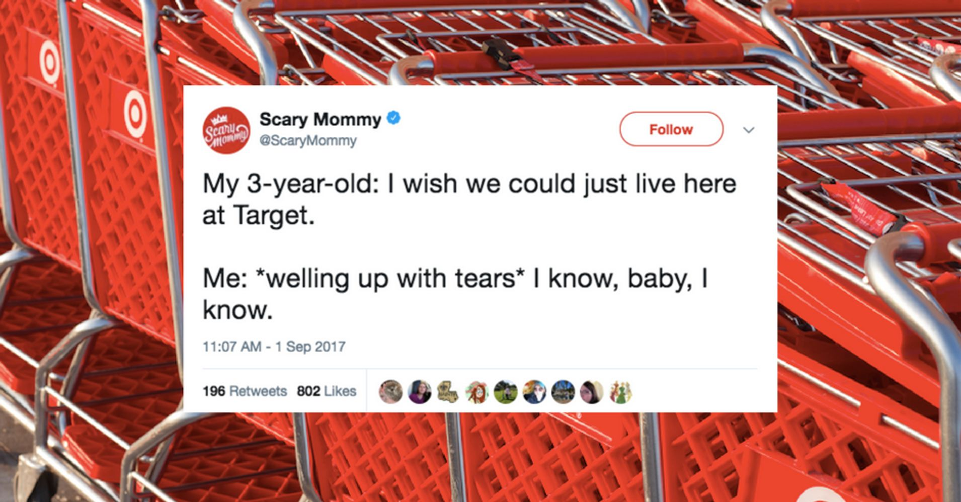 32 Hilarious Tweets For Parents Who Love Target