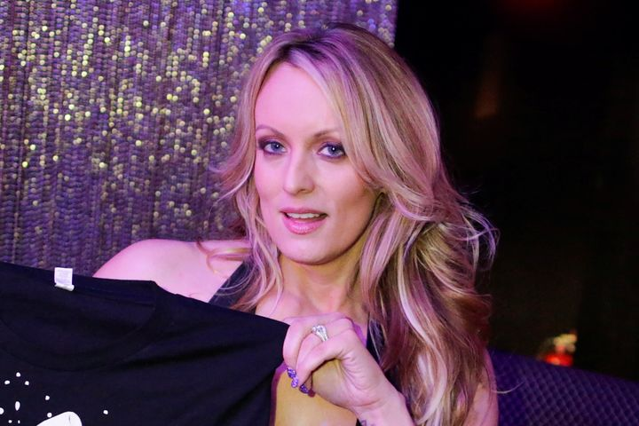 An arbitrator ordered adult film actress Stephanie Clifford, also known as Stormy Daniels, to keep silent about her alleged a