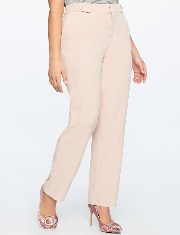 """Get it at <a href=""""http://www.eloquii.com/sam-pant-with-pearl-button-detail/1155495.html?dwvar_1155495_colorCode=2&cgid=p"""