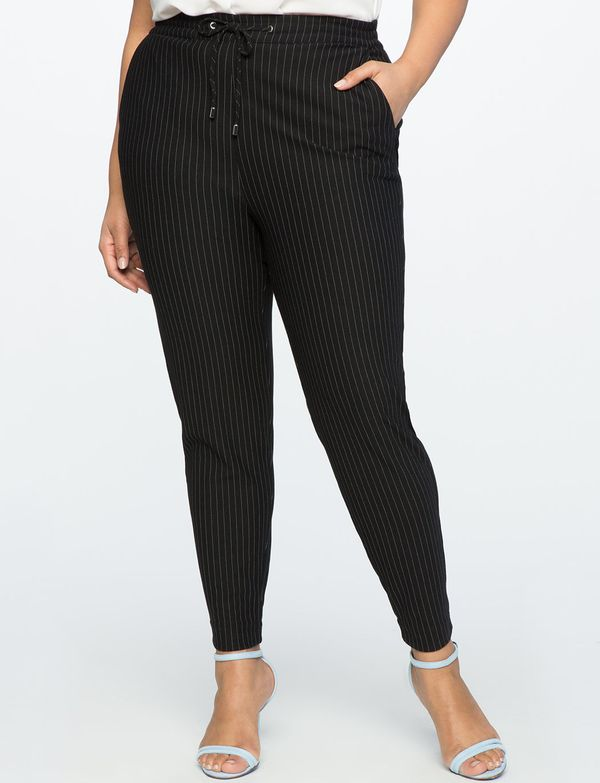 """Get it at <a href=""""http://www.eloquii.com/pull-on-pinstripe-trouser/1184410.html?cgid=pants&dwvar_1184410_colorCode=150&a"""
