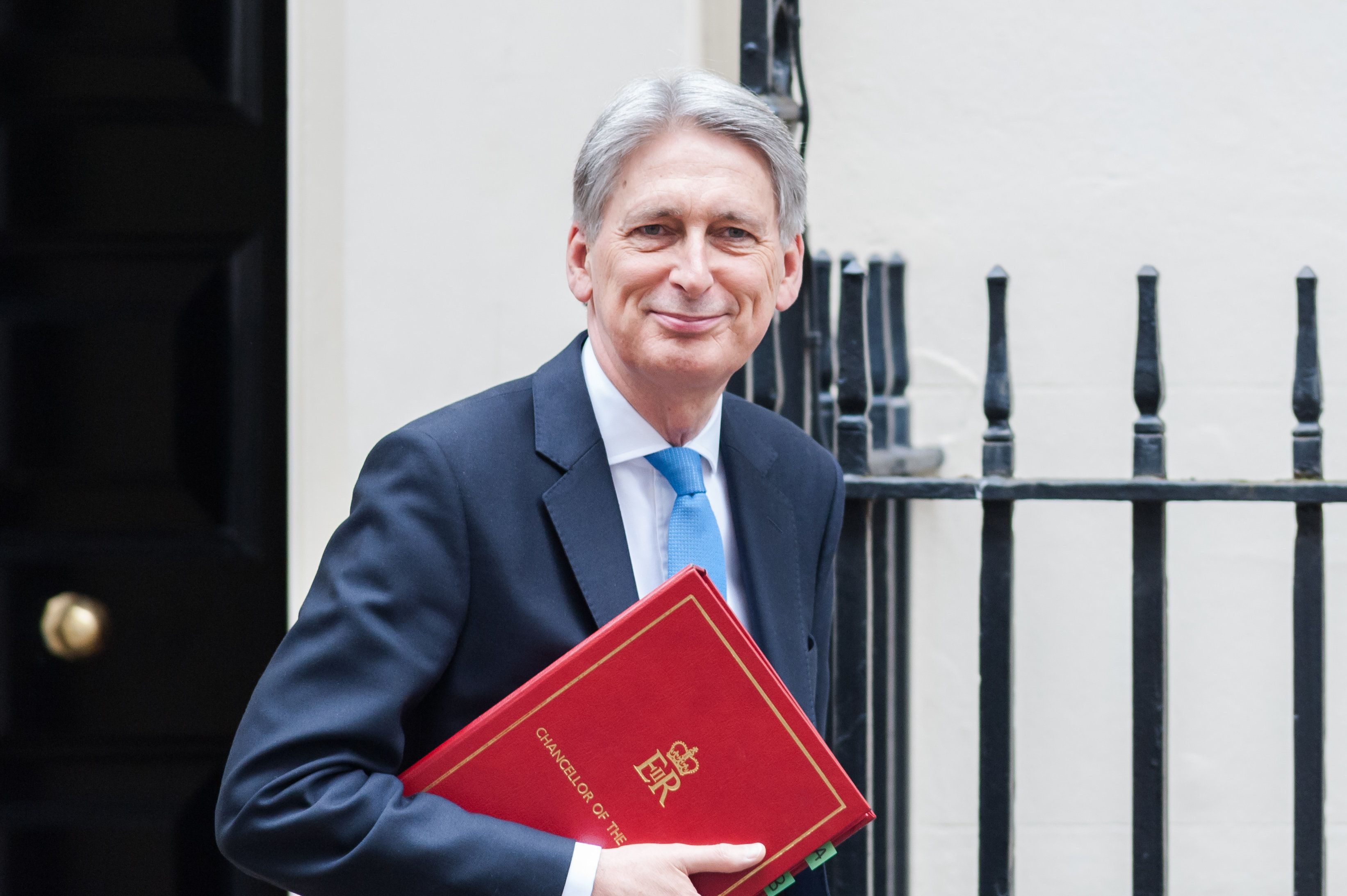 Three Bits Of Bad News Buried In Philip Hammond's Spring