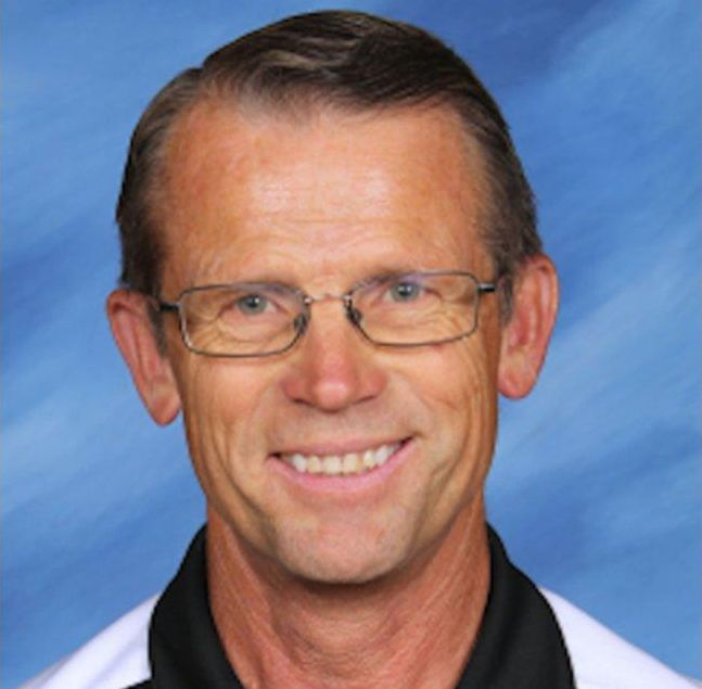 Robert Crosland a junior high science teacher is being investigated after he allegedly fed a puppy to a snapping turtle in front of students