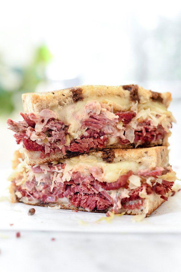 "<strong>Get the <a href=""https://www.foodiecrush.com/favorite-reuben-sandwich-recipe/"" target=""_blank"">My Favorite Reuben San"