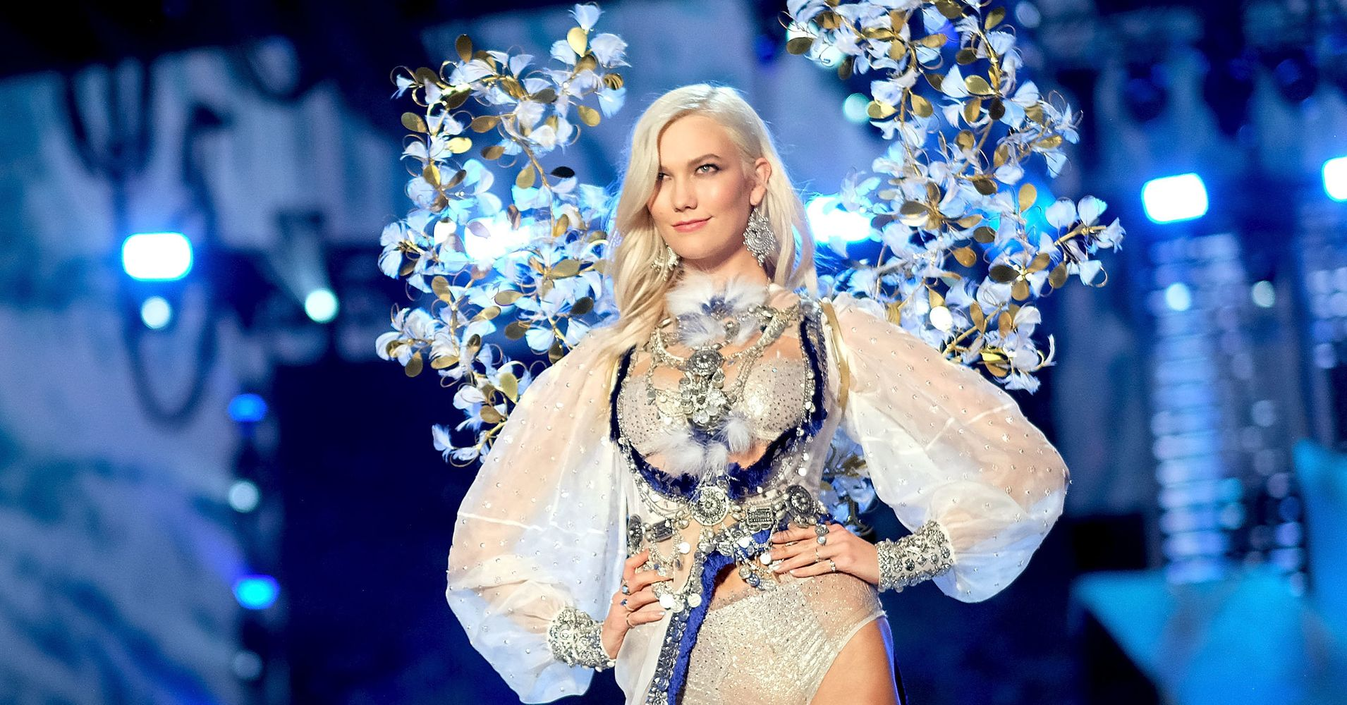 0f1f774472 Karlie Kloss Defends Victoria s Secret Fashion Show In The Me Too Era
