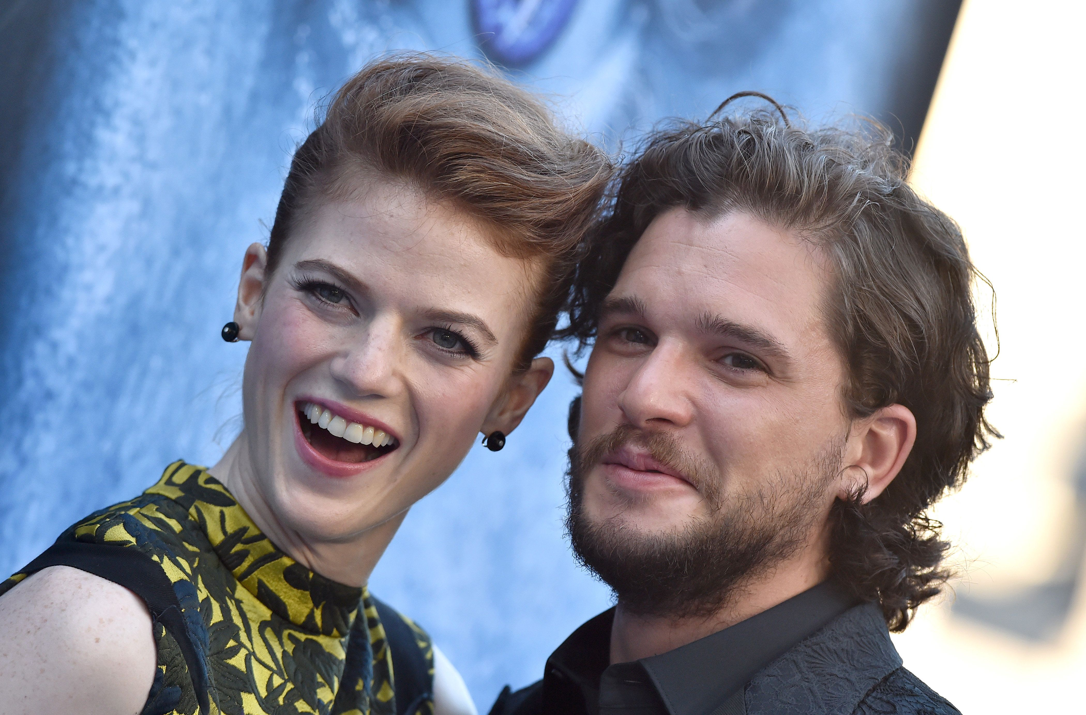 Rose Leslie Kicks Equipment Harington Out Of The Home For A Tremendous Relatable Cause